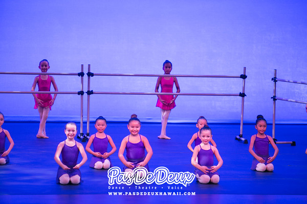 Ballet Company Exercises