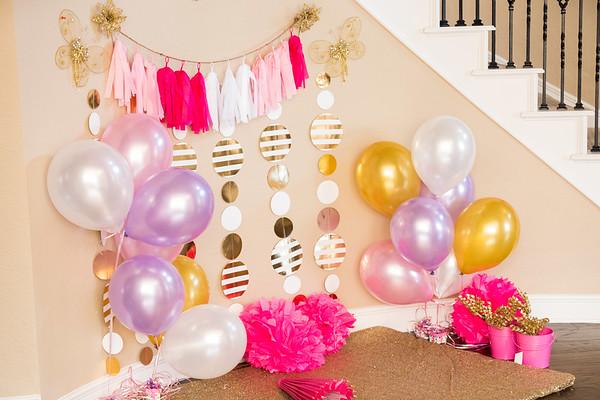 Aarya's 1st Birthday Celebration