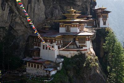 Bhutan - Chomolari Trek