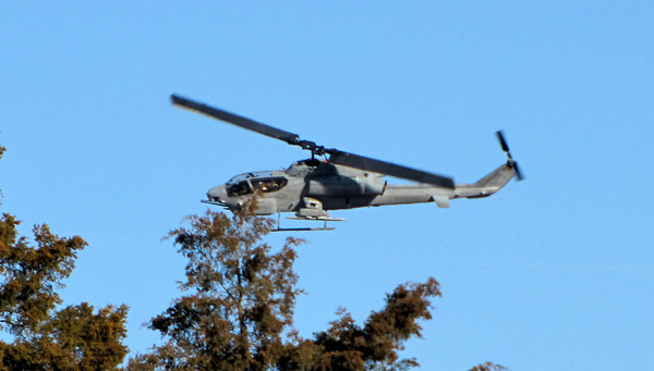 Marines Visit FUMA