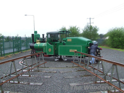 The Lartigue Monorailway : The Listowel - Ballybunion Railway