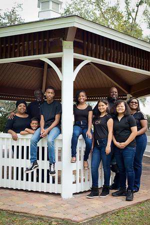 The Gilbert Family 2019