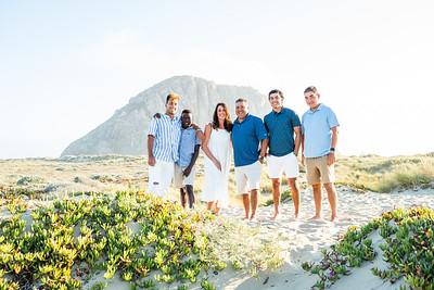 Castro Family - Morro Bay 2021