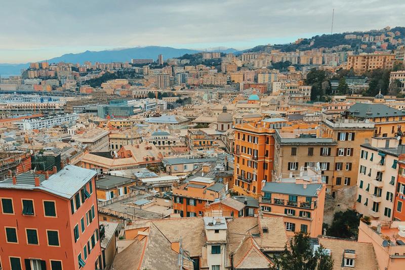 Genova (Genoa), Italy