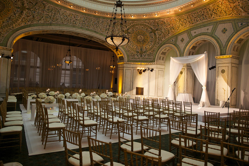 Le Cape Weddings - Chicago Cultural Center Weddings - Kaylin and John - 011 Ceremony Details 11