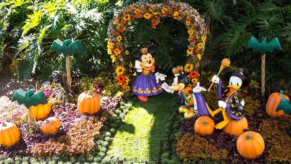 Disneyland Resort, Halloween