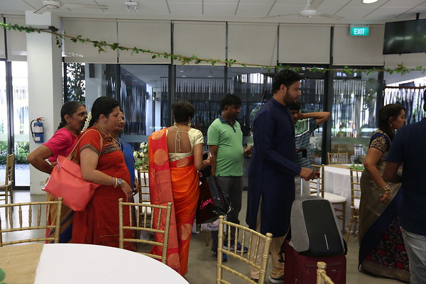 singapore reception
