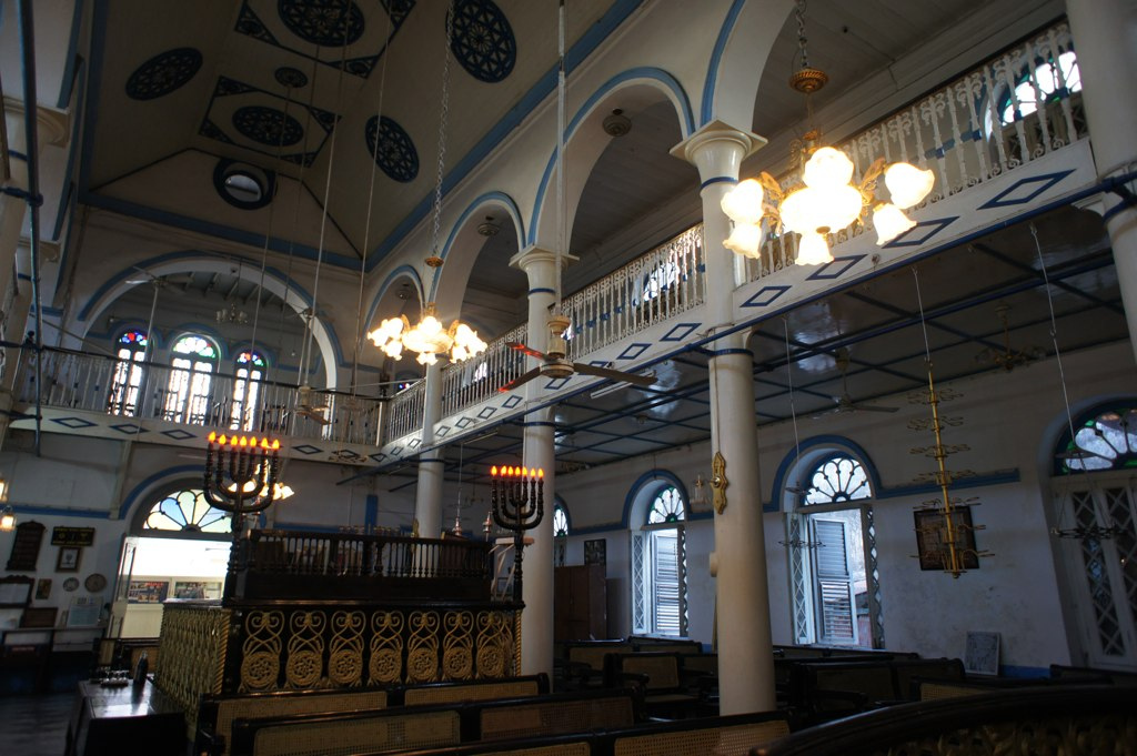Musmeah Yeshua synagogue in Rangoon