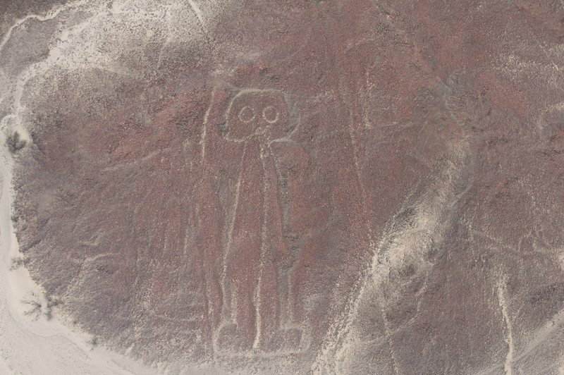 The Spaceman – Nazca Lines