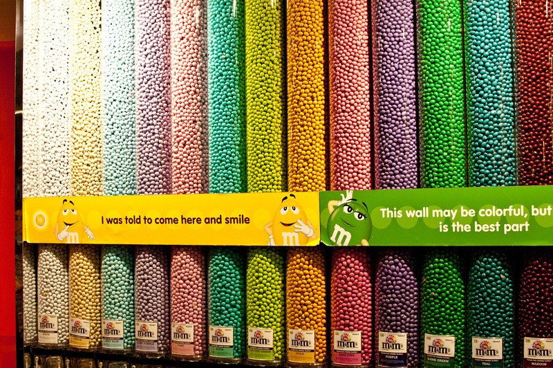 New York - M&M's Store