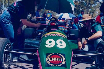 Australian Formula 1 Grand Prix, Nov 1992