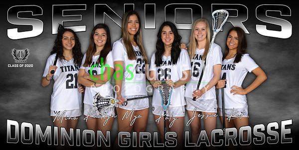 2020 Dominion Girls Lacrosse