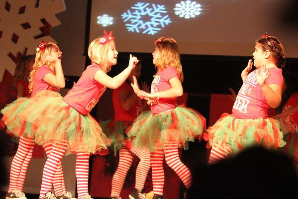 Glee Club Recital Dec 2014