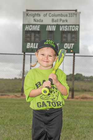Tee Ball Baby Gators