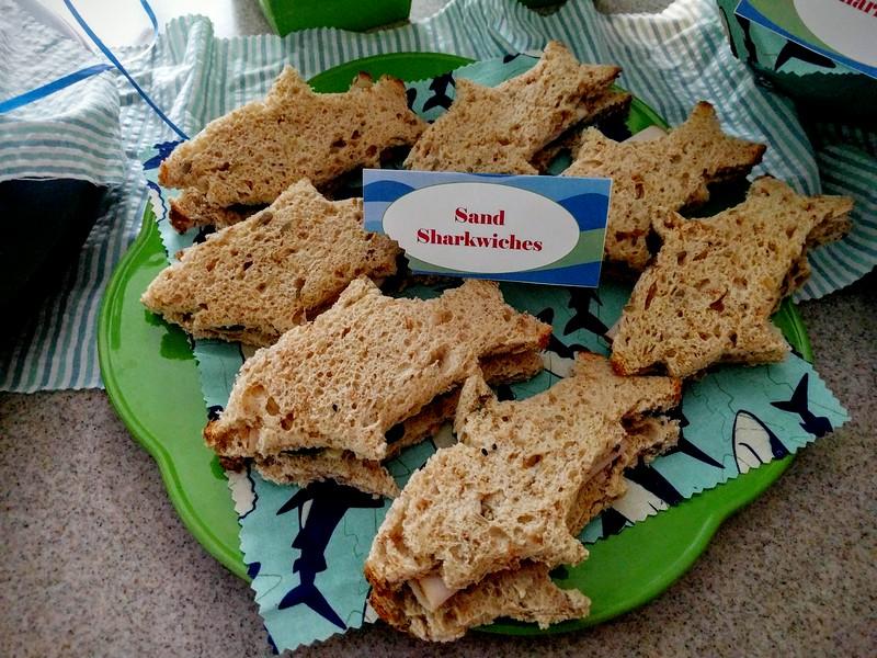 Sand Sharkwiches