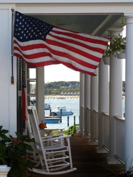 Porch Vista