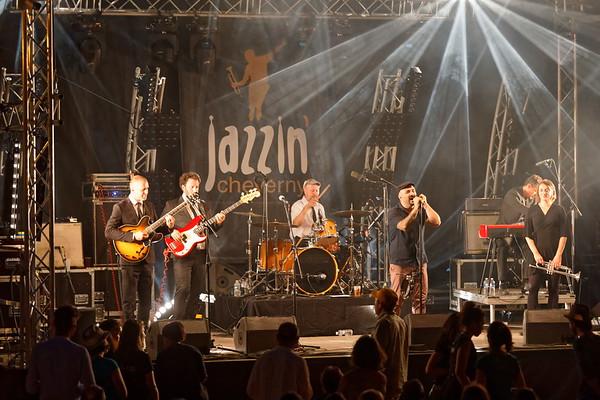Jazz in Cheverny