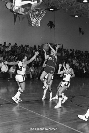 1981 Basketball Games Boys