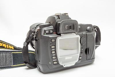 Nikon D70S kit