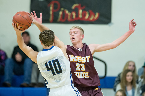 District Playoffs West Side 34 v. Bear Lake 59