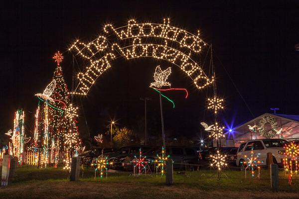 2013 Woodlands at Christmas