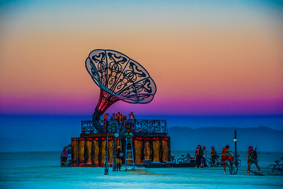 Burning Man 2017 Radical Ritual