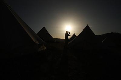 Egypt and Jordan, April 2012