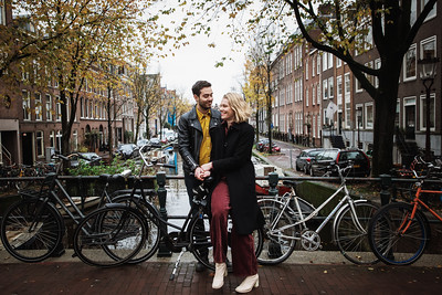 Kyra & Vic Love Session in Amsterdam