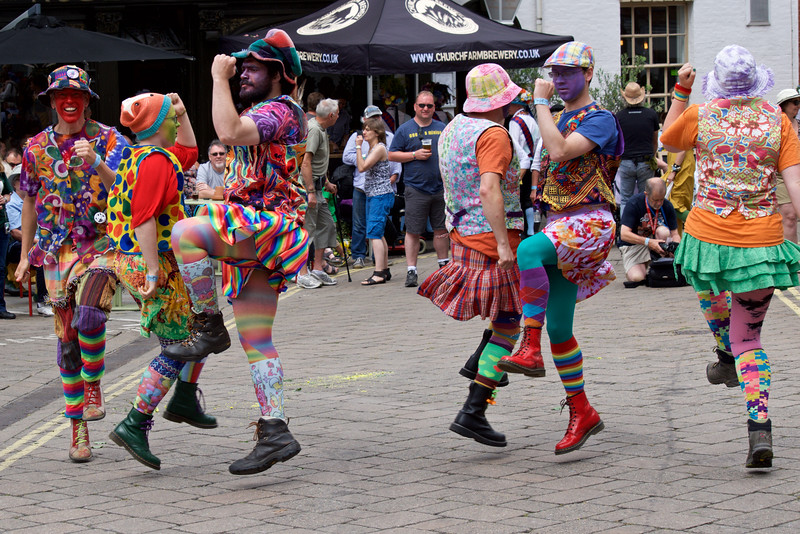 Molly Dancers
