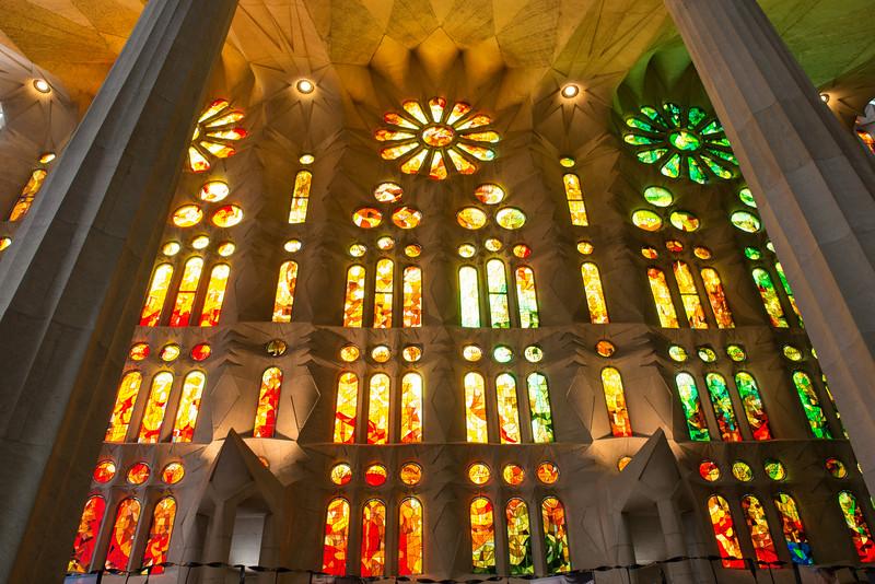 Sagrada Familia - Antoni Guadi