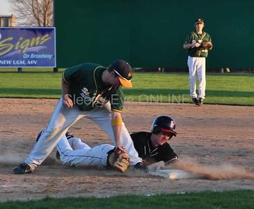 20110503 Sleepy Eye vs St. Mary's Baseball