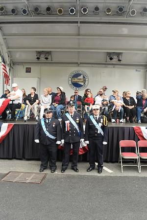 Rockland County  Volunteer FireFighter's Association Parade