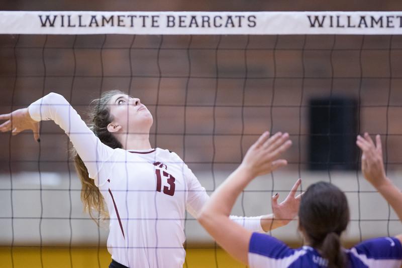 Willamette Bearcats vs Linfield Wildcats