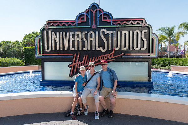 Universal Studios - Hogsmeade Village