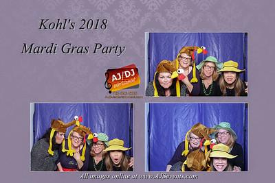 Kolh's 2018 Mardi Gras Party