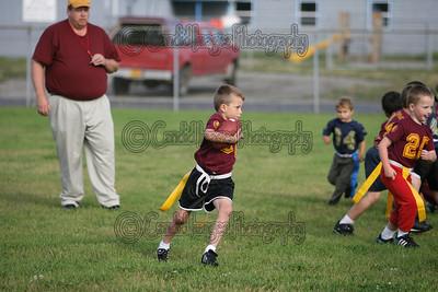 Flag-Aug 15 Rams vs Redskins