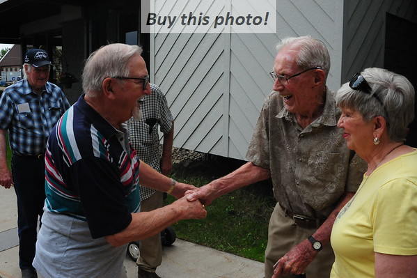 John O. Bohmer turns 100 - 06/17