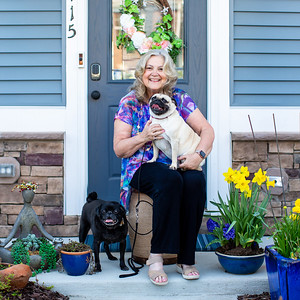 Maryann's Front Porch Portraits