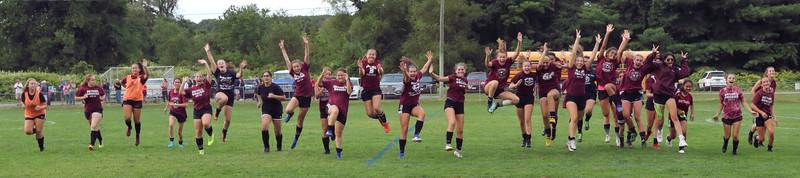 Varsity Girls Soccer vs Brookfield - 09/05/2019