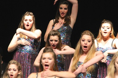 Show Choir Finale 2015 Season 3/28/16 -Delaney