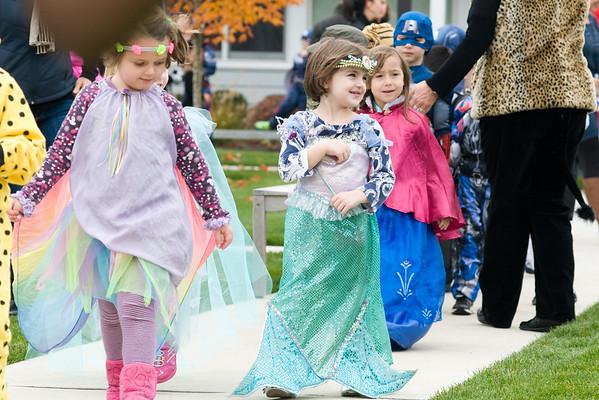 LS Parade Halloween 2014