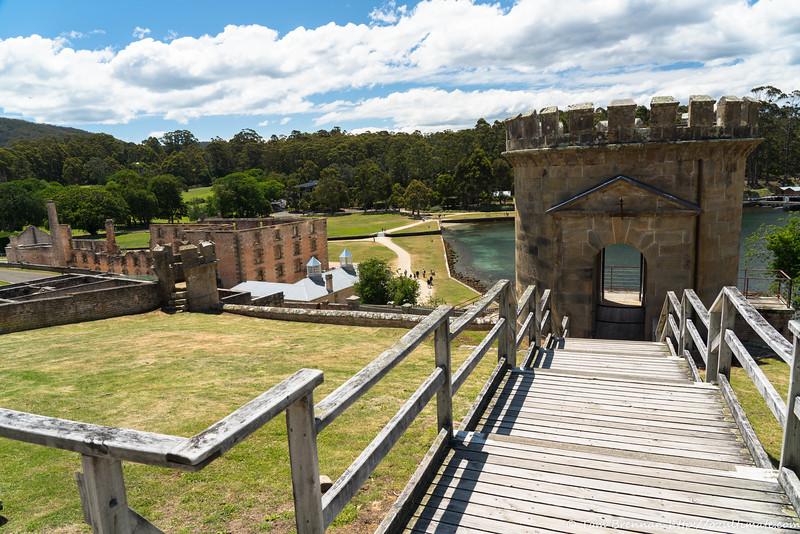 Port Arthur - The Guard Tower