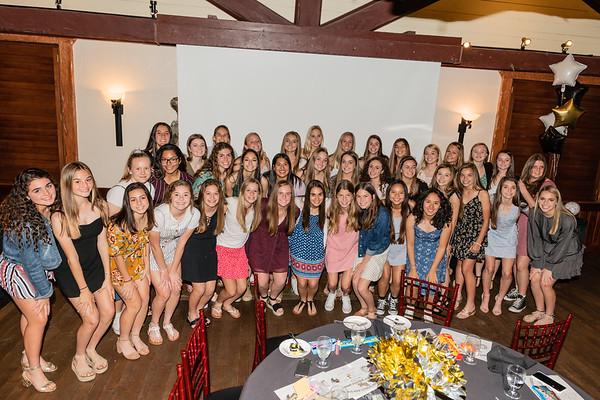 2020 Girls Soccer Banquet