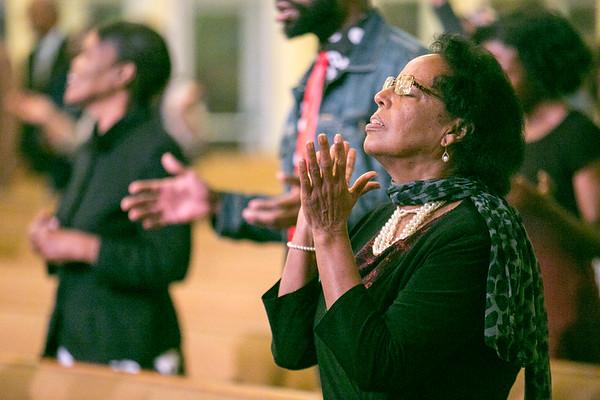 February Night of Worship