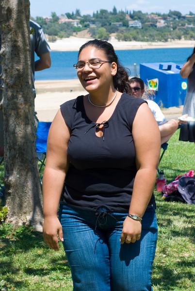 Christine, our organizer