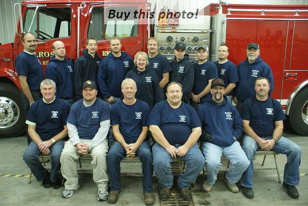 Elrosa Fire Department 2013