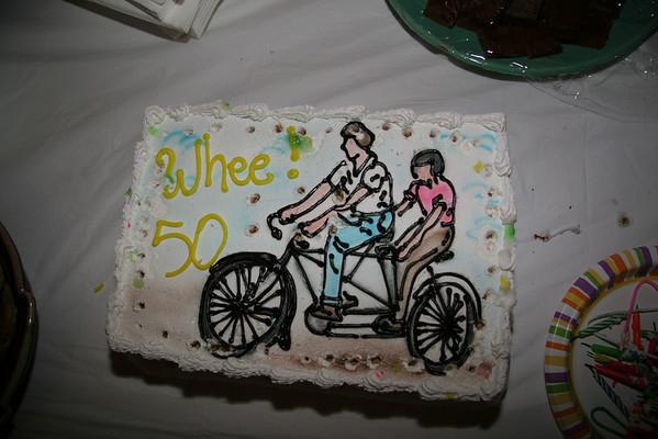50th Birthday Party