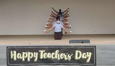 Teachers Day Celebration - 2020