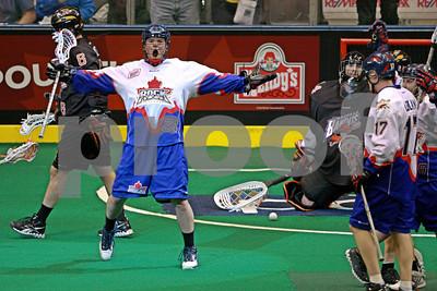5/5/2012 - NLL East Semifinal Playoff - Buffalo Bandits vs. Toronto Rock - Air Canada Centre, Toronto, ON