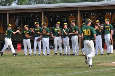 Saydel JV Baseball @ Winterset 2010
